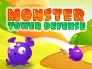 Play Monster Tower Defense On FOG.COM