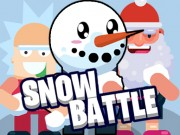 Play Snow Battle On FOG.COM