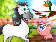 Play Learning Farm Animals: Educational Games For Kids on FOG.COM
