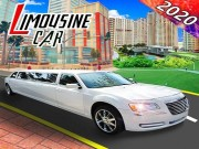Play Luxury Wedding Taxi Driver City Limousine Driving on FOG.COM