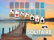 Play Solitaire : zen earth edition on FOG.COM