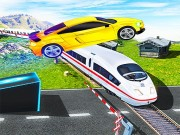 Play Marvelous Hot Wheels : Stunt Car Racing Game on FOG.COM