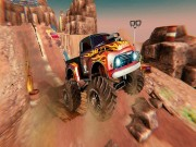 Play MONSTER Truck Racing : Offroad Driving Simulator on FOG.COM