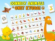Play Connect Animals : Onet Kyodai on FOG.COM
