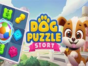 Play Dog Puzzle Story 1 On FOG.COM