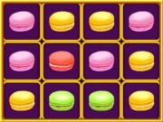 Play Macarons Block Collapse on FOG.COM