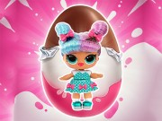 Play Baby Dolls: Surprise Eggs Opening On FOG.COM