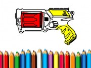 Play BTS Nerf Coloring Book On FOG.COM