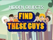 Play Find These Guys on FOG.COM