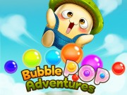 Play Game Bubble Pop Adventures on FOG.COM