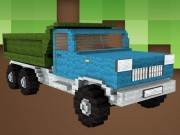 Play Blockcraft Truck Jigsaw On FOG.COM