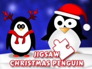 Play Christmas Penguin Puzzle on FOG.COM