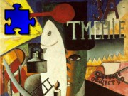 Play Malevich Puzzle on FOG.COM
